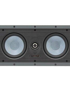 "TDG Audio NF LCR-53 Dual 5.25"" LCR In-Wall Speaker"