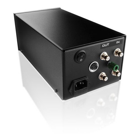 Gold Note PH-1 Phono Preamplifier Piano Black
