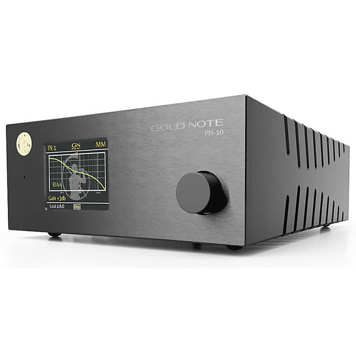 Gold Note PH-10 Phono Preamplifier