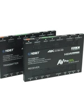 AVPro Edge HDMI 40 Meter Extender KIT via HDBaseT Kit with HDR, AC-EX70-444 Kit