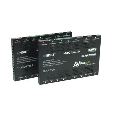 AVPro Edge HDMI 40 Meter Extender KIT via HDBaseT Kit with HDR, AC-EX70-444 Kit