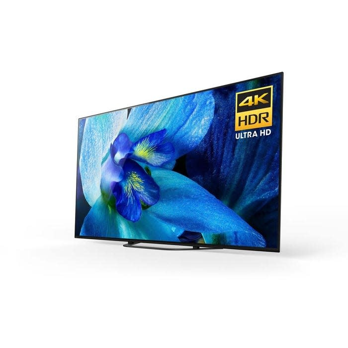 """Sony 65"""" XBR65A8G 4K, HDR Ultra High Definition TV"""