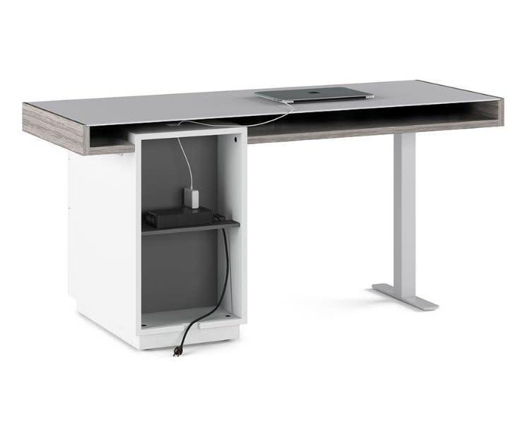 BDI Duo 6241 Pedestal desk