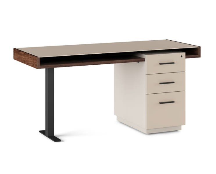 BDI Duo 6241 Pedestal desk