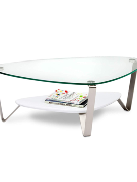 BDI Dino 1344 Small Soft Triangular Coffee Table