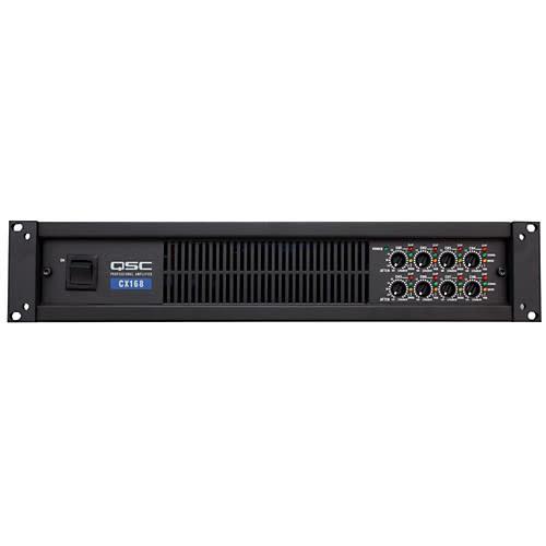 QSC  8-Channel 70 Volt Power Amplifier (2 Rack Units)