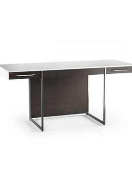 BDI Format 6301, Desk with keyboard drawer and two storage drawers
