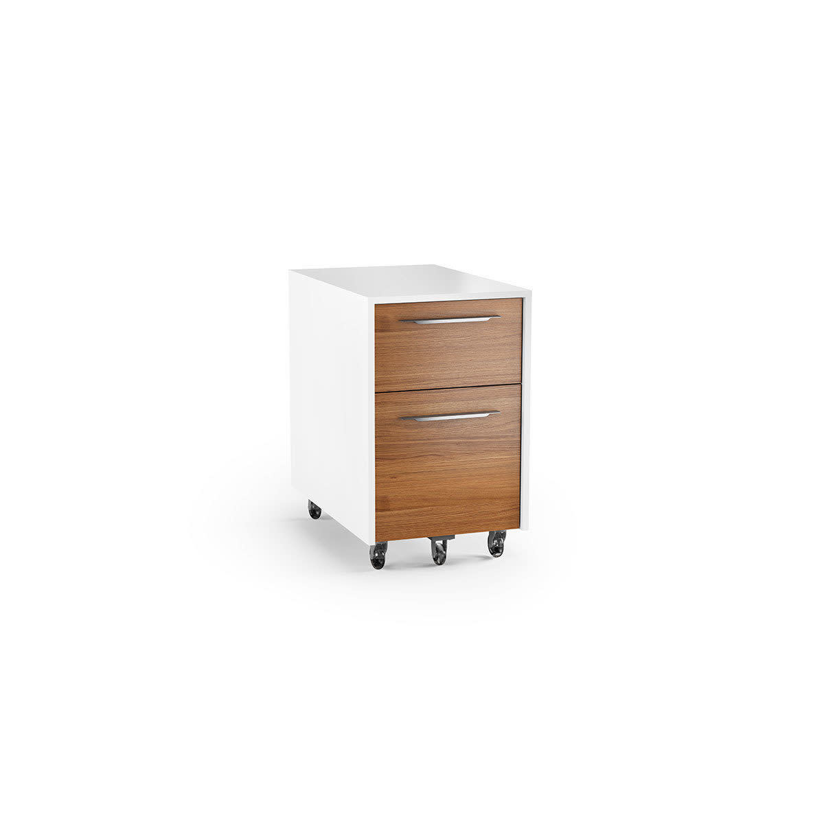 BDI Format 6307 Two-drawer Mobile File Pedestal
