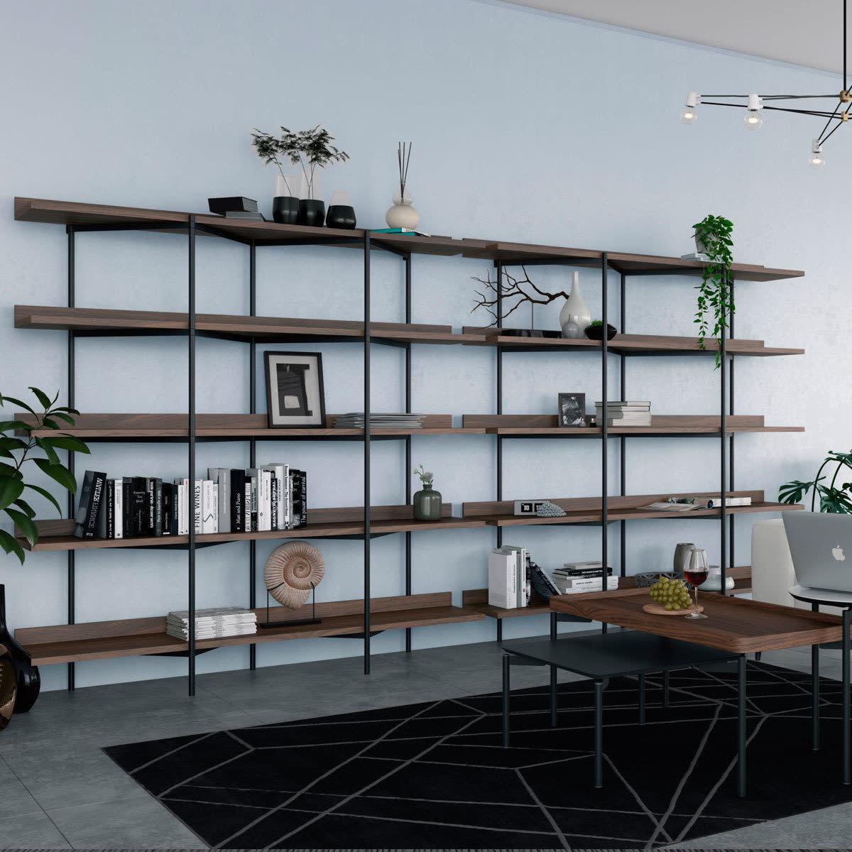 BDI Kite 5305 Five-tier Shelf