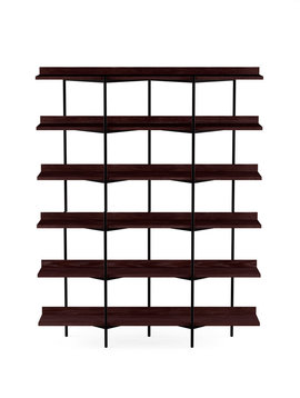 BDI Kite 5306 Six-tier Shelf