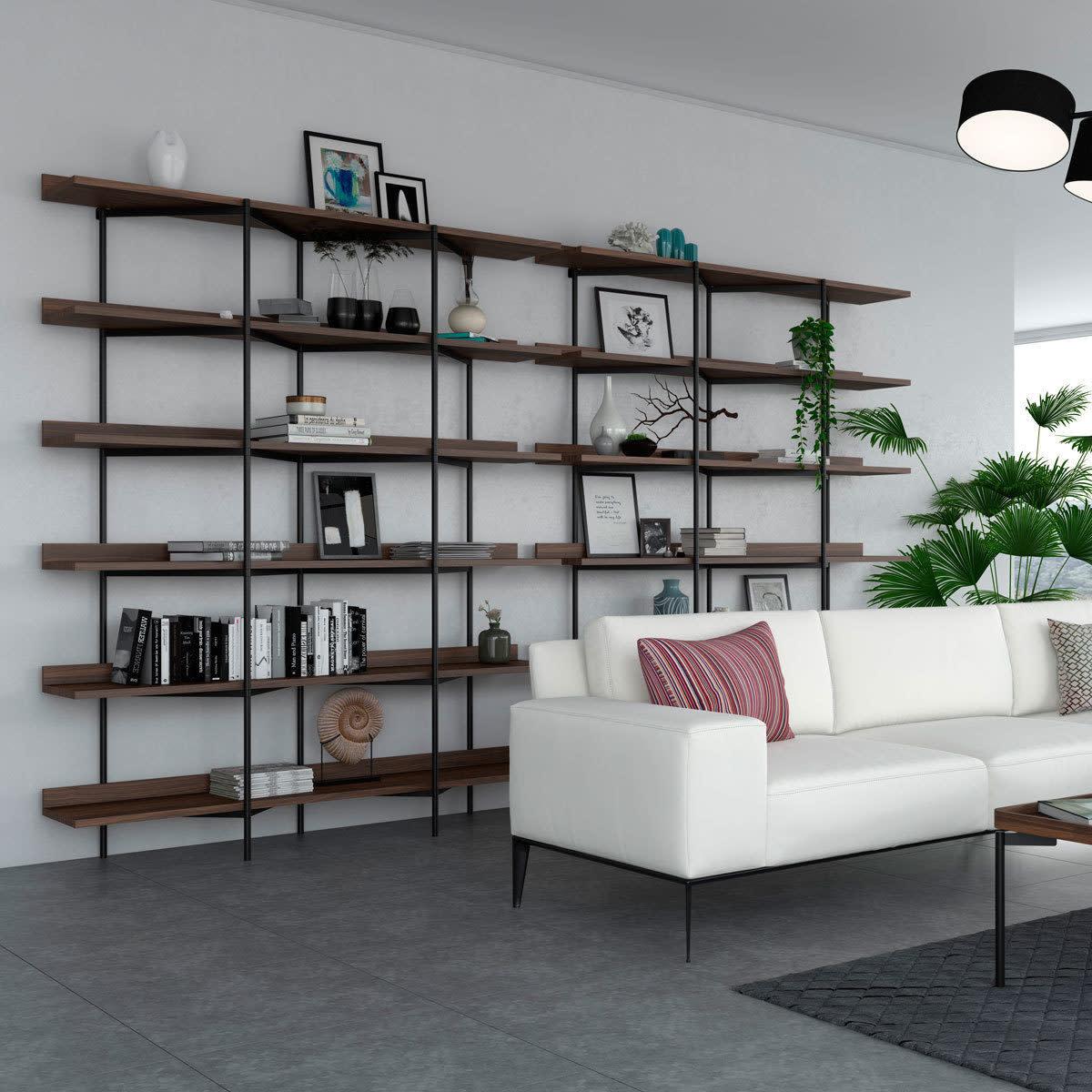 BDI Kite 5306 Six-tier Shelf