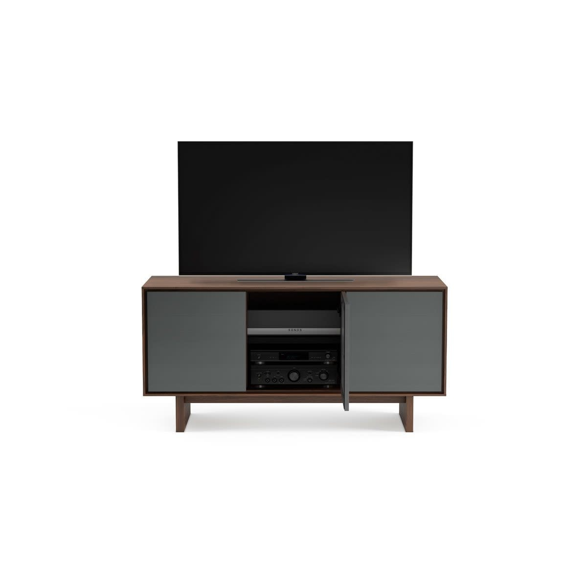 "BDI Octave 8377 Three component-wide Media Cabinet (up to 70"" TV)"