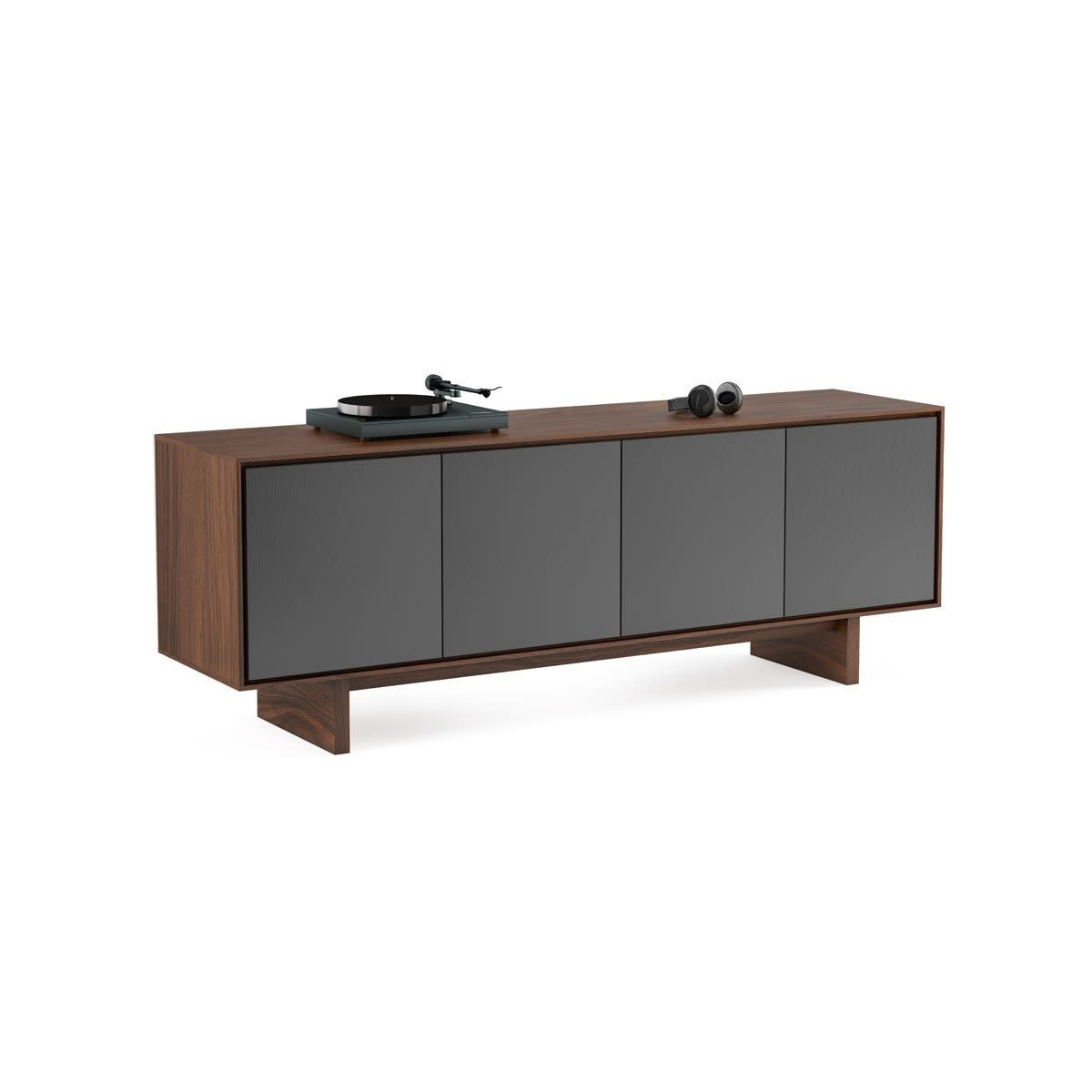 """BDI Octave 8379 Four Component-wide Media Cabinet ( up to 85"""" TV )"""