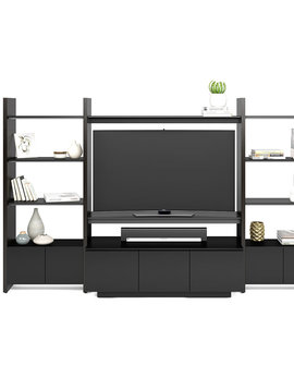 BDI Semblance 5423-TJ Three-section Home Theater System