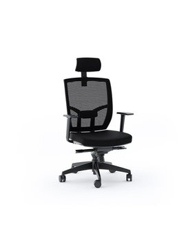 BDI TC 223 Office Chair ( Fabric Seat )