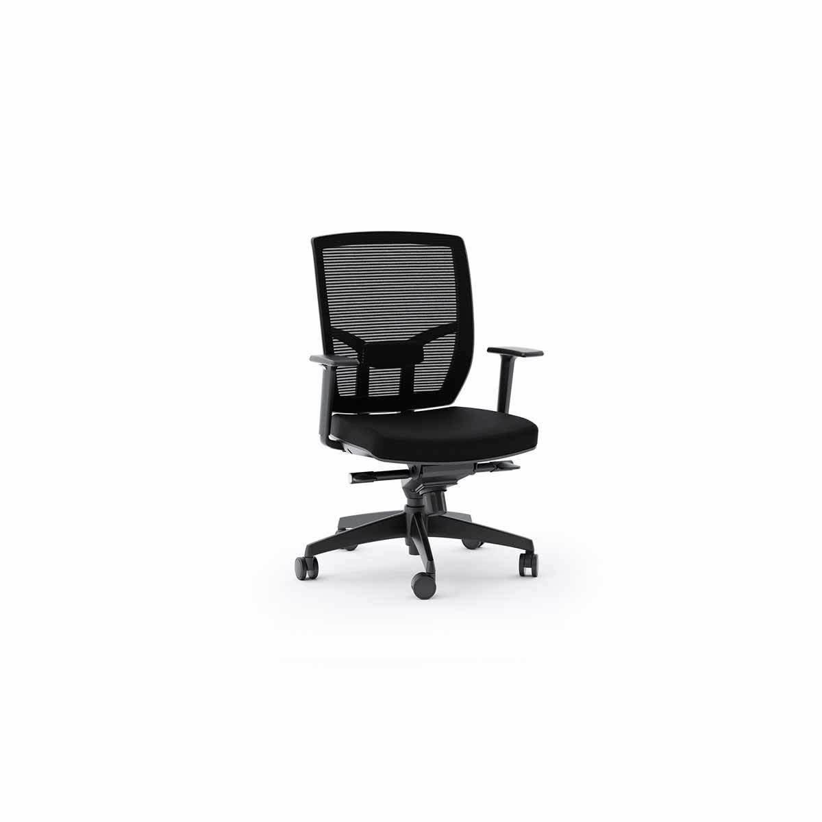 BDI TC 223 Office Chair ( Fabric Seat )