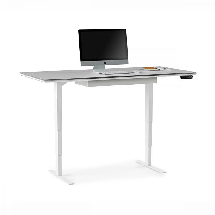"BDI Centro 6452 Lift Desk ( 66"" x 30"" )"