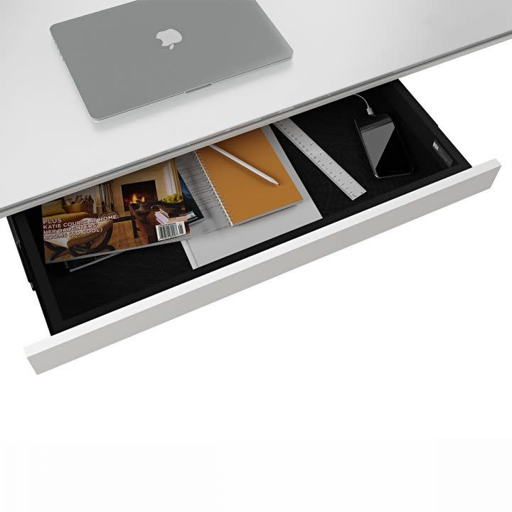BDI Centro 6459, Storage drawer