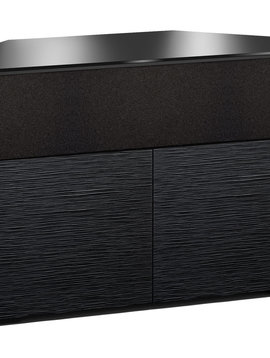 Salamander Designs Chicago 329 CR, AV Cabinet, Black Oak