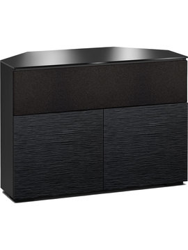 Salamander Designs Chicago 329 CR, AV Cabinet, Black Oak