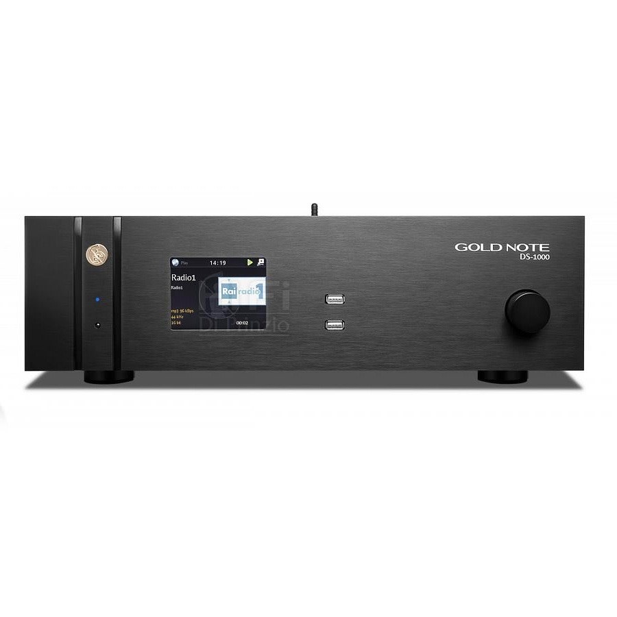 Gold Note DS-1000 mkII DAC