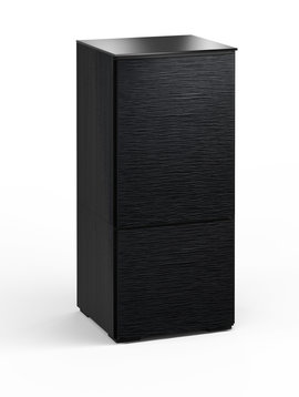 Salamander Designs Chicago 517 RM, Pro Audio Rack, Black Oak