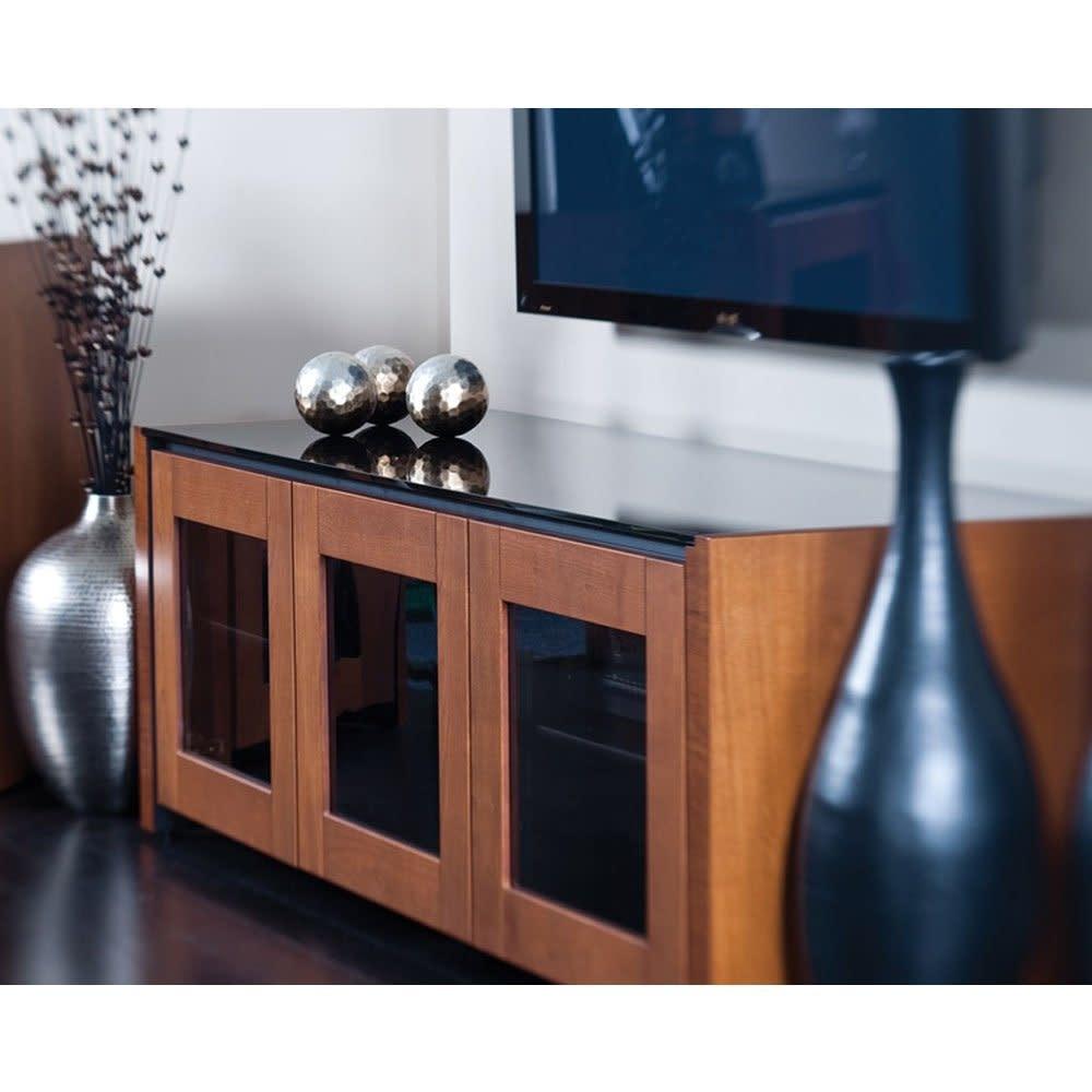 Salamander Designs Corsica 237, AV Cabinet, American Cherry