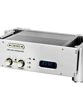 Chord Electronics Ltd. CPM 2650 120 Watt Integrated Amplifier