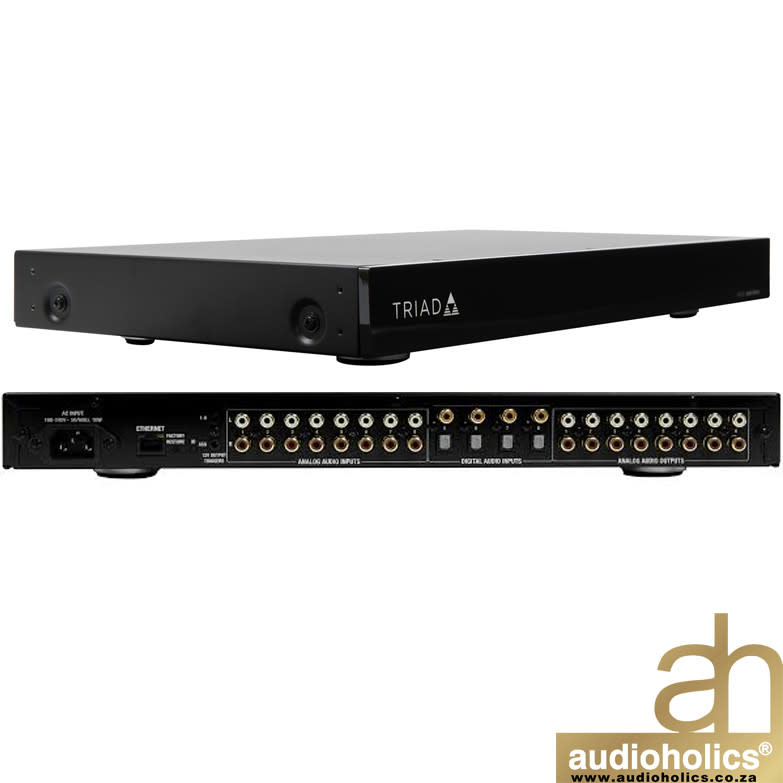 Triad 8-Source, 8-Zone Audio Matrix Switch