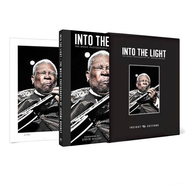Jerome Brunet Into the Light: The Photography of Jérôme Brunet - Deluxe Signed Edition