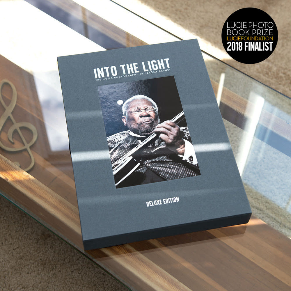 Into the Light: The Photography of Jérôme Brunet - Deluxe Signed Edition