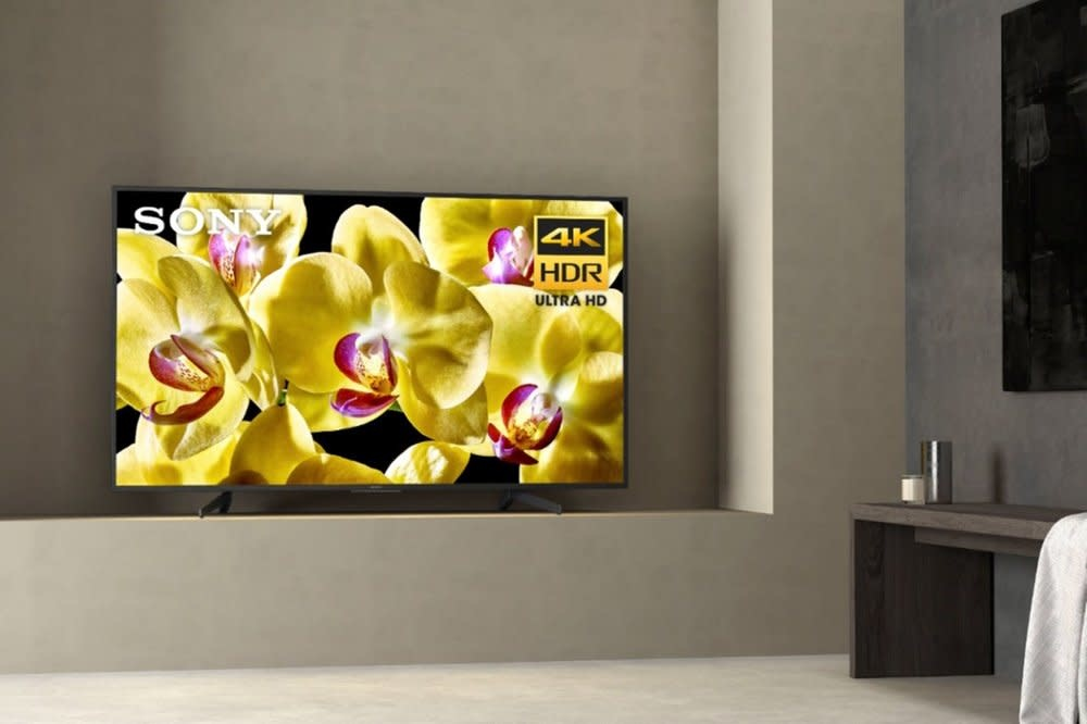 Sony XBR800G 4K, HDR TV Ultra High Definition TV