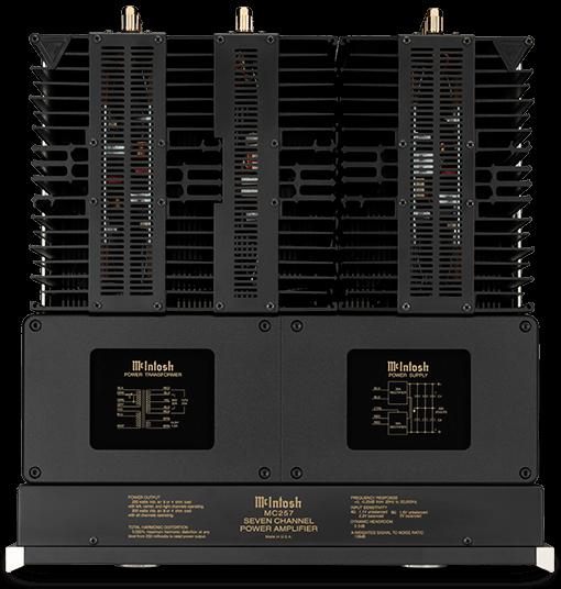 McIntosh MC 257 Seven Channel Amplifier