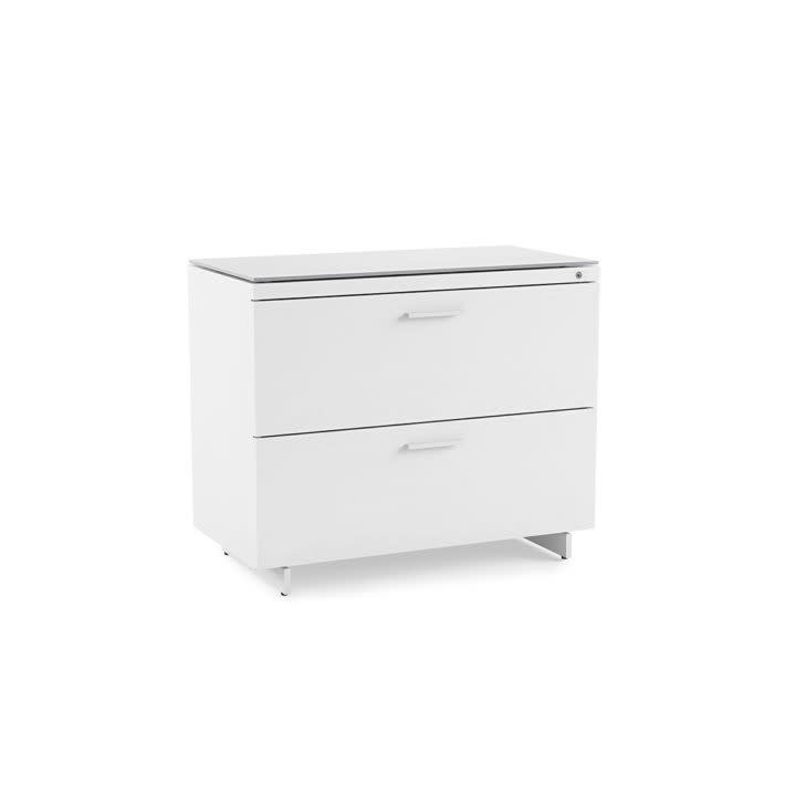 BDI Centro 6416 Two-drawer Lateral File Cabinet