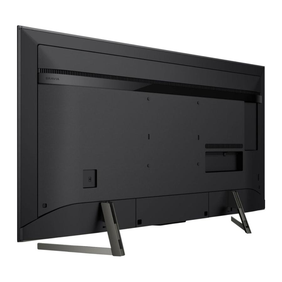 "Sony 65""  XRB55X950G 4K LED TV"