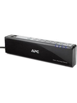 APC Premium Audio Video Surge Protector 8 Outlets