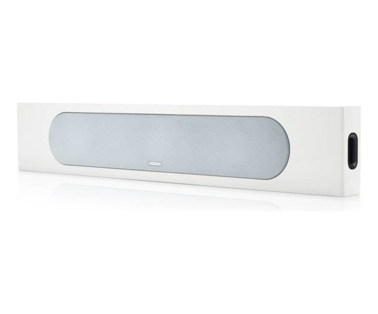 Monitor Audio Radius-ONE LCR Front Loudspeaker, Wall Mountable, White