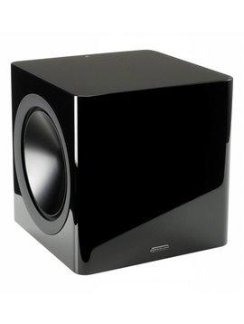 Monitor Audio Radius 390 Subwoofer, Black Lacquer