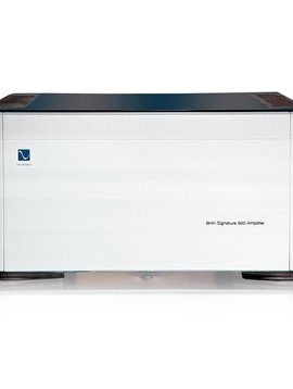 PS Audio BHK 300 Signature Mono Power Amplifier Pair, Silver