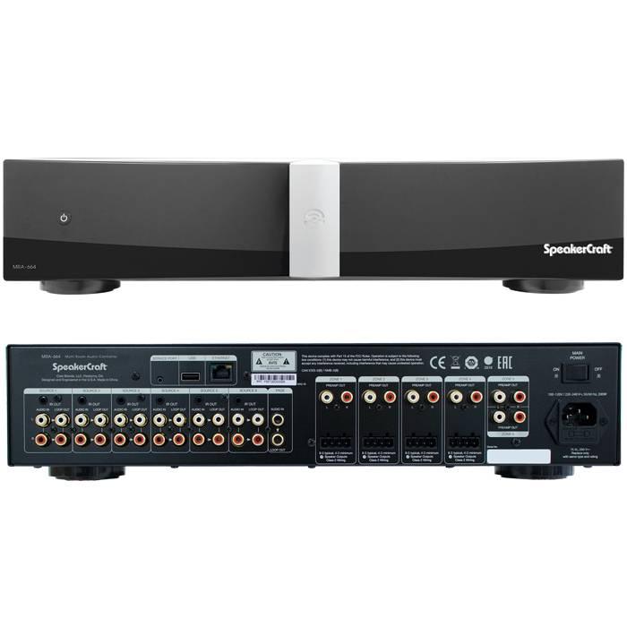 8 Channel Amplifier