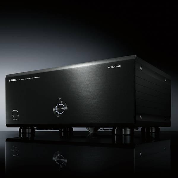 11 Channel Amplifier