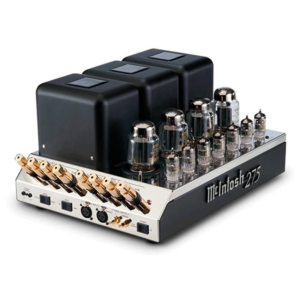 2 Channel Tube Amplifier