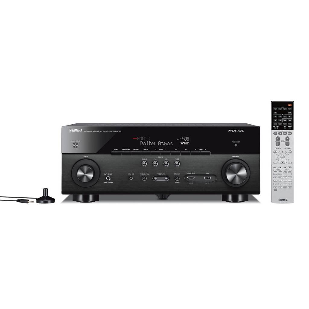 7 Channel AV Receiver
