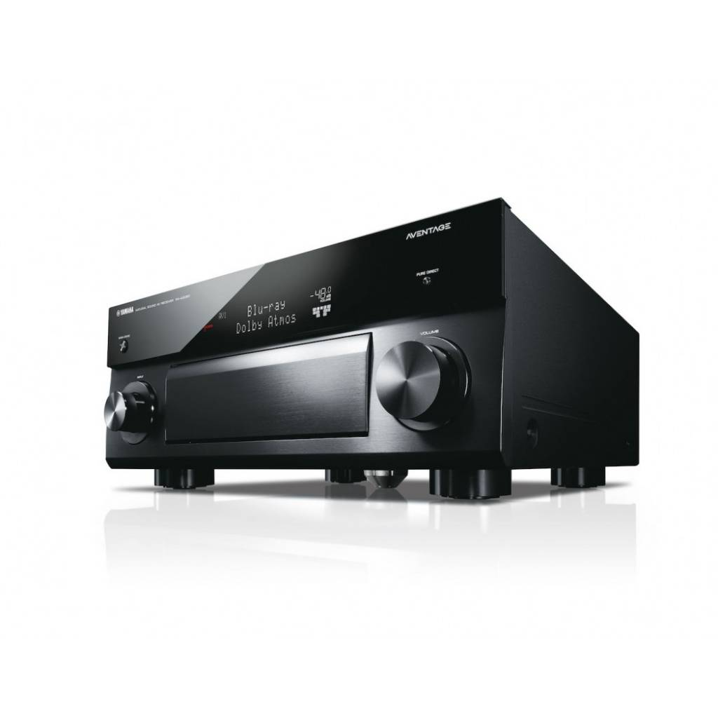 9 Channel AV Receiver