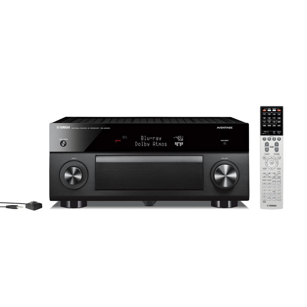 11 Channel AV Receiver