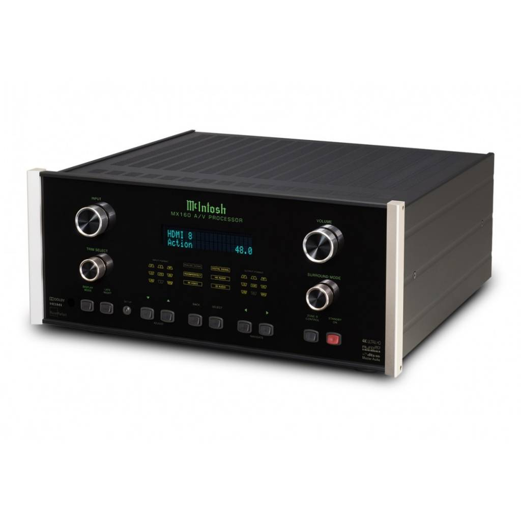 Home Theater Processor | McIntosh MX170 | Yamaha CX-A5200