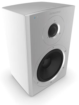 Dynaudio Xeo 2, Compact Wireless Speakers, Satin White