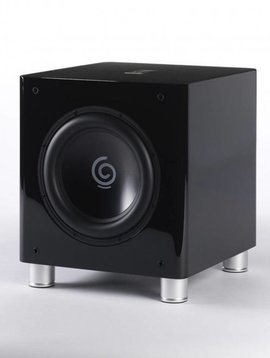 "Sumiko S.9 10"" Subwoofer, Piano Black"