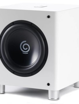 "Sumiko S.9 10"" Subwoofer, White Lacquer"