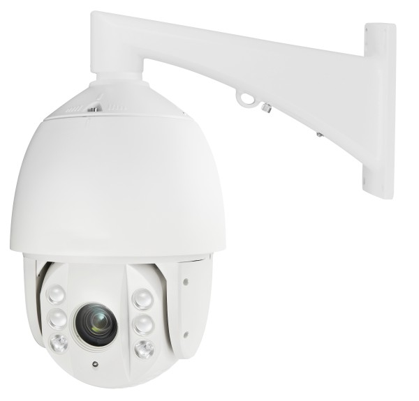 LTS Pro Series IP PTZ High Speed Dome Camera 2.1MP, 20 x optical zoom, IR, 4.7mm-94mm lense with smart tracking